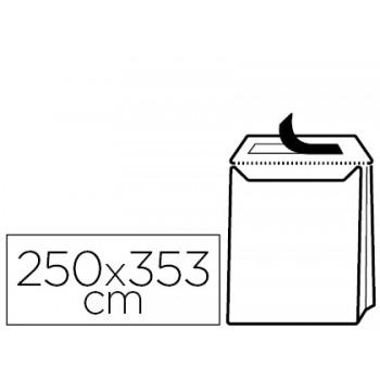 Envelope 250x353x30mm Saco Com Fole Kraft Silicone 120gr 50 Unidades