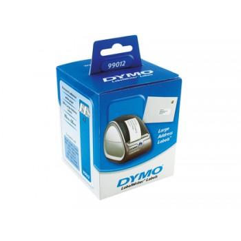 Etiqueta Dymo SO722400 89X36mm Moradas
