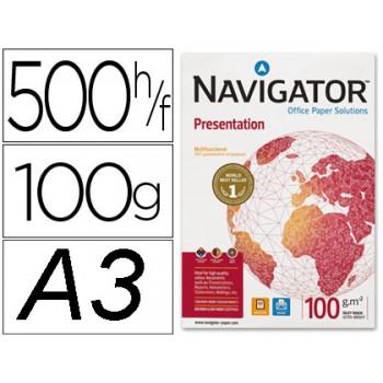 Papel Cópia 100gr A3 Navigator Presentation