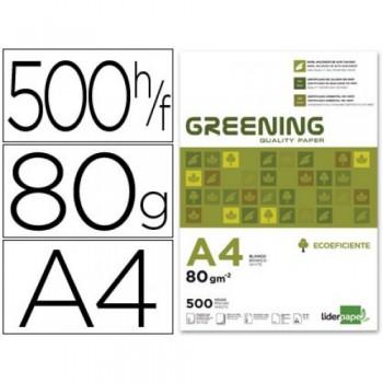 Papel Cópia 80grs A4 Greening (1 caixa)