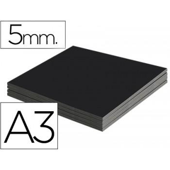 K-Line Preta 5mm Placa A3