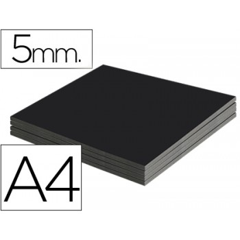 K-Line Preta 5mm Placa A4