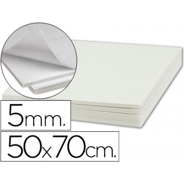 K-Line Adesivo Branco 5mm 50x70cm