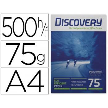 Papel Cópia 75grs A4 Discovery (5 Resmas)