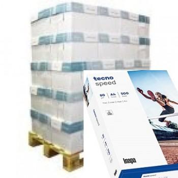 Papel Cópia 80grs A4 Tecno Speed - Palete 48 Caixas
