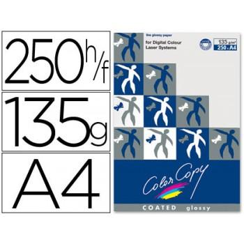 Papel Cópia 135grs A4 Copy Color Glossy