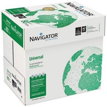 Papel Cópia 80grs A4 Navigator - 1 caixa