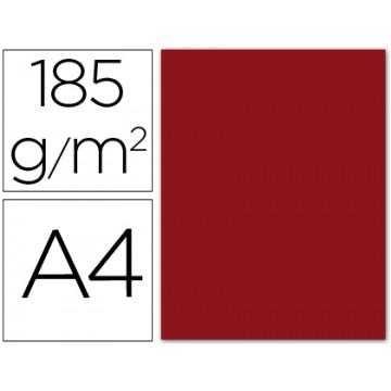 Cartolina A4 185Grs Granata 50 Unidades