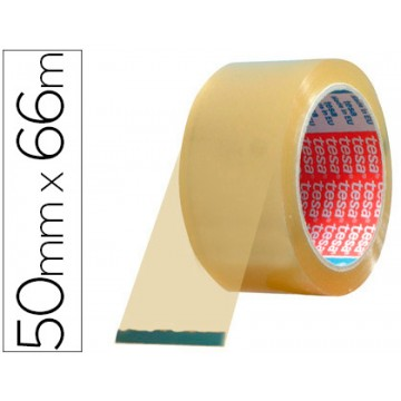 Fita Adesiva 50mmx66mts Transparente PVC Tesa 4120