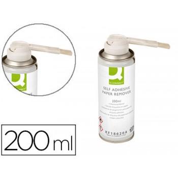 Removedor de cola em Spray 200ml Para Etiquetas