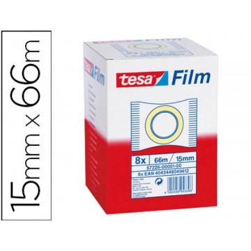 Fita Adesiva 15mmx66mts Transparente Tesa -1 Unidade