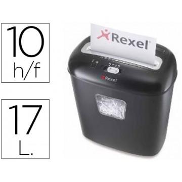 Destruidora De Papel Corte Partículas Rexel Duo