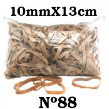 Elásticos Nº18 Banda Saco 100Grs 130X10mm