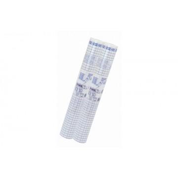 Rolo Plástico Adesivo Forra Livro 0.50mmx20m 80 microns