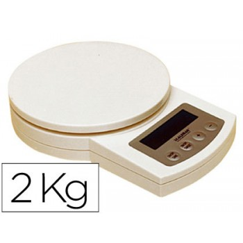 Balança de escritório Electrónica Capacidade 2 kg