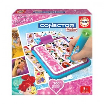Jogo Conector Junior Disney Princess Educa
