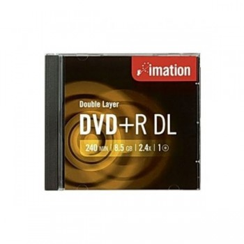 Dvd+R 8,5Gb DL Imation 1 unidade