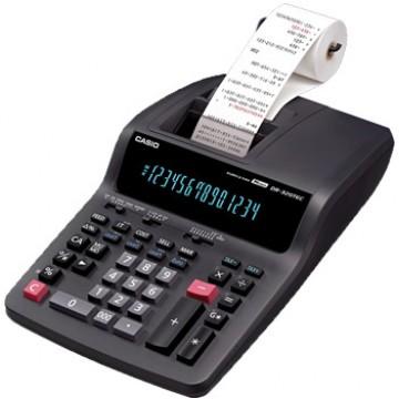 Calculadora Com Rolo Casio DR-320 RE -14 Dígitos