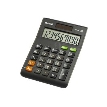 Calculadora Secretária 10 dígitos MS 10B Casio