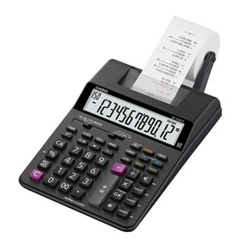 Calculadora Com Rolo Casio HR-200 RCE