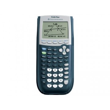 Calculadora Gráfica Texas TI-84 Plus C/ GRAPH-LINK