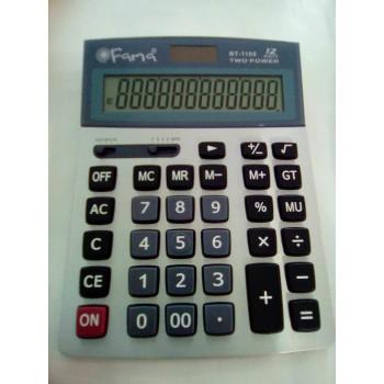 Calculadora Secretária 12 dígitos Fama BT-1105