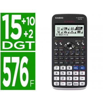 Calculadora Científica Casio FX-570SPX II Classwiz 576 funções 9 Memorias Preta