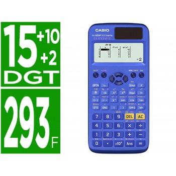 Calculadora Científica Casio FX-85SPX II Iberia Classwiz 293 Funções 9 memorias 16mb Azul