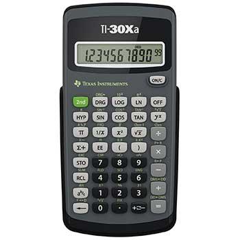 Calculadora Científica Texas TI 30XA
