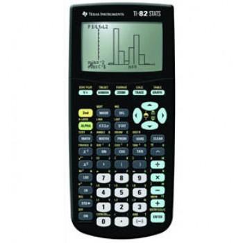 Calculadora Gráfica Texas TI-82 Stats