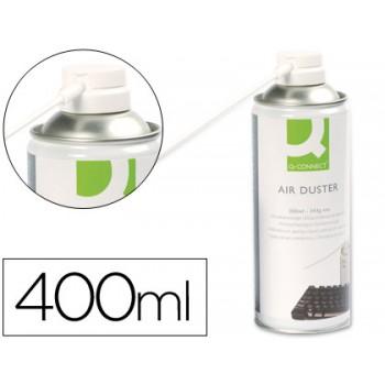 Ar de Pressão Para Limpeza Geral 400 ml Q-Connect