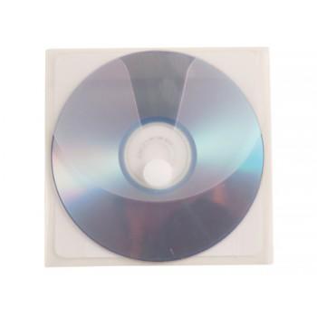 Envelope Polipropileno Para CD e DVD Auto Adesivo Com Velcro 5 Unidades Q-Connect