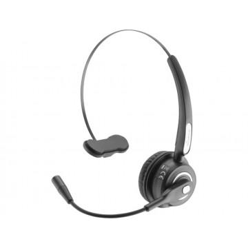 Auricular Monaural Diadema sem Fios Bluetooth com Microfone Mediarange