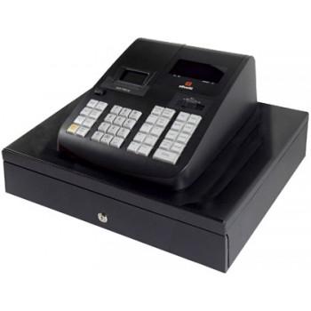 Caixa Registadora Olivetti Ecr 7790 LD Display Vfd Gaveta Preta
