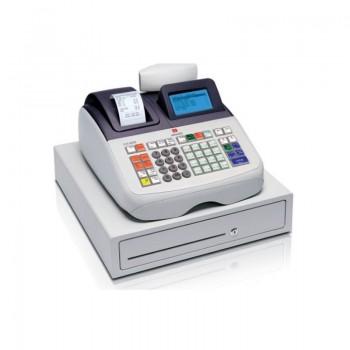 Caixa Registadora Olivetti Ecr 8200 Profissional Display Lcd Gráfica Conexão PC