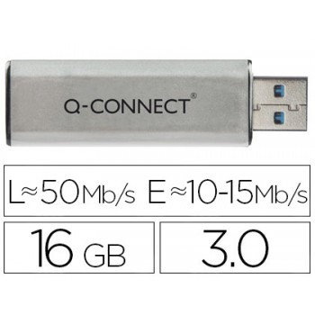 Pen Drive USB Flash 16GB 3.0 Q-Connect