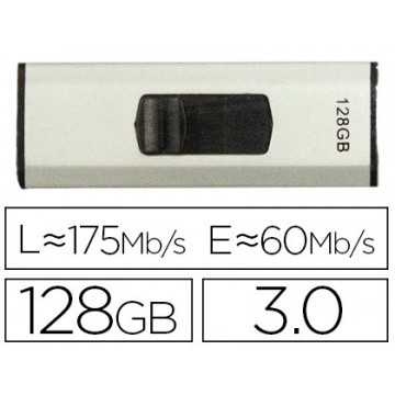 Pen Drive USB 128GB Q-Connect