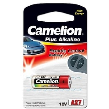 Pilha A27 12V Alkaline Camelion Plus