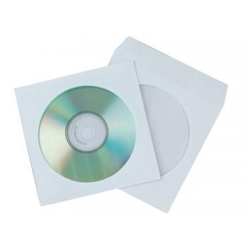 Envelope Papel Para CD e DVD Pack 50 Unidades Q-Connect