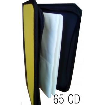 Bolsa Porta 64 CDs