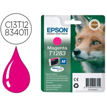 Tinteiro EPSON Original T1283 Stylus S22 Magenta