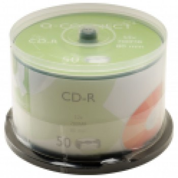 CD-R 700Mb Q Connect Pack 50 Unidades