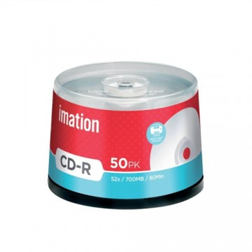 CD-R 700Mb Pack 50 Unidades Philips